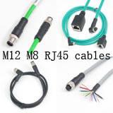 M8 M12 RJ45 cables
